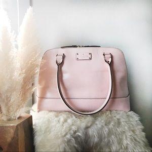 Kate Spade Light Pink Wellesley Rachelle Purse